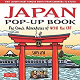 Japan Pop-up Book: An Exciting Manga Pop-up Journey Across Japan With Neko the Cat!