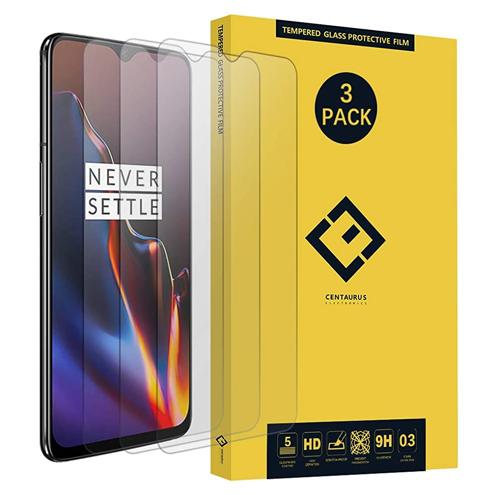 Replacement for OnePlus 6T Soft Hydrogel Screen Protector,(3 Pack) High Sensitivity Ultra-Thin Water Resistant Clear Full Coverage Screen Protector Film fit OnePlus 6T A6010 A6013 (Not Glass)