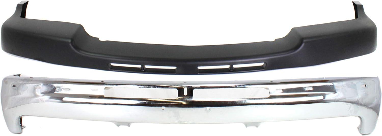 Garage-Pro Bumper Sale Compatible with 2001-2002 low-pricing Chevrolet Silverado