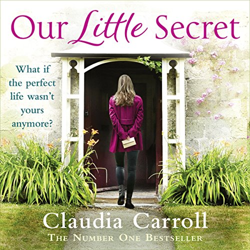 Our Little Secret audiobook cover art