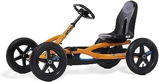 Berg Buddy B-Orange Kids Pedal Go Kart