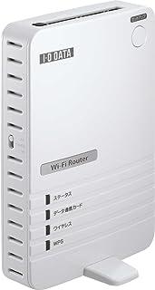 I-O DATA データ通信カード用 Wi-Fi対応モバイルルーター WN-G54/DCR