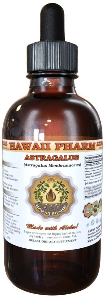Astragalus Liquid Extract Max 71% OFF Very popular Organic membra