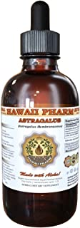 Astragalus Liquid Extract, Organic Astragalus (Astragalus membranaceus) Dried Root Tincture Supplement 4 oz
