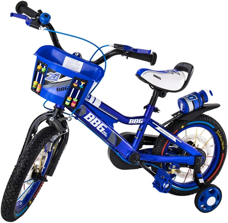 hasta un 60% de descuento Kids'Bikes Guojunyan Bicicletas para Niños Bicicletas para Niños Bicicletas para para para niñas Bicicleta de Cocheretera Segura 12,14,16 Pulgadas Bicicleta para Niños de 2 a 8 años  calidad fantástica