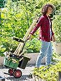 Gardener's Supply Company Mobile Tool Storage Caddy