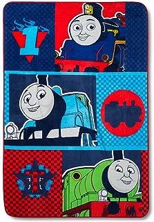 Thomas Full Size Plush Blanket - 62 in. x 90 in.