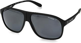 ارنيت نظارة شمسية ، دائري ، للنساء ، رمادي ، 0AN4243 447/81 60