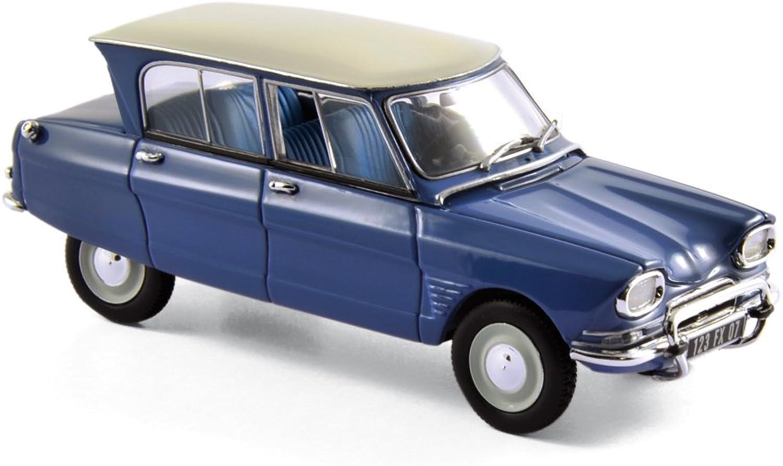 Norev NV153505 1 43  1967 Citroen Ami 6 Brouillard bluee Die Cast Car