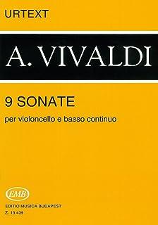 9 Sonatas (Cello and Piano)