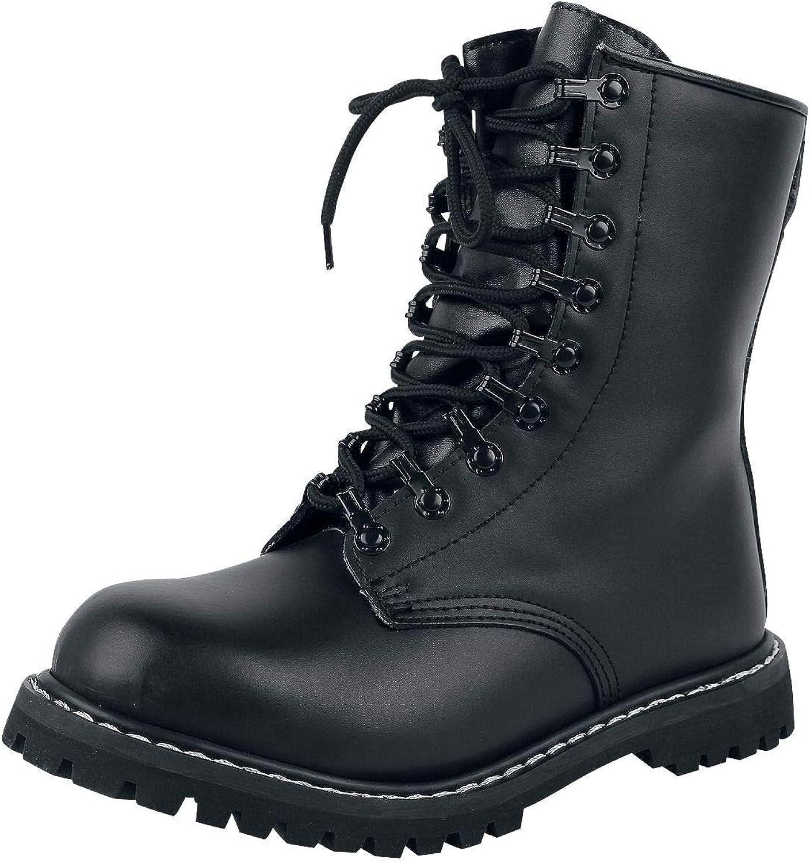 Brandit Combat Boots Boot Black