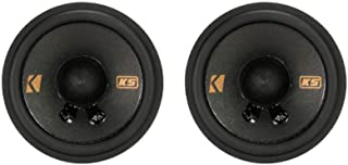 $44 » KICKER 47KSC2704 KSC Series Midrange 2 3/4 Inch 15 to 50 Watts RMS Power Factory Replacement Coaxial Car Audio Sound Syste...