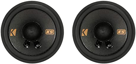 KICKER 47KSC2704 KSC Series Midrange 2 3/4 Inch 15 to 50 Watts RMS Power Factory Replacement Coaxial Car Audio Sound Syste... photo