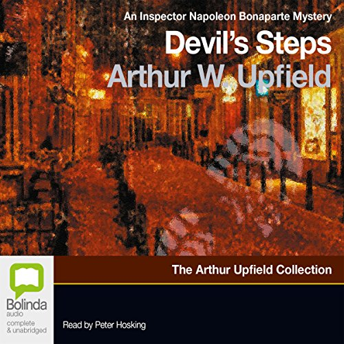 Devil's Steps audiobook cover art
