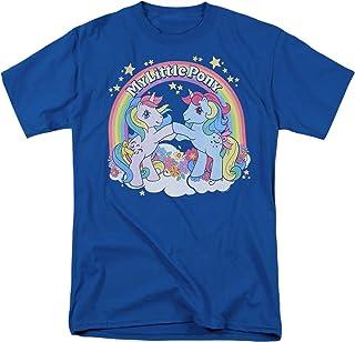 My Little Pony Classic Unicorn Fist Bump T Shirt & Stickers