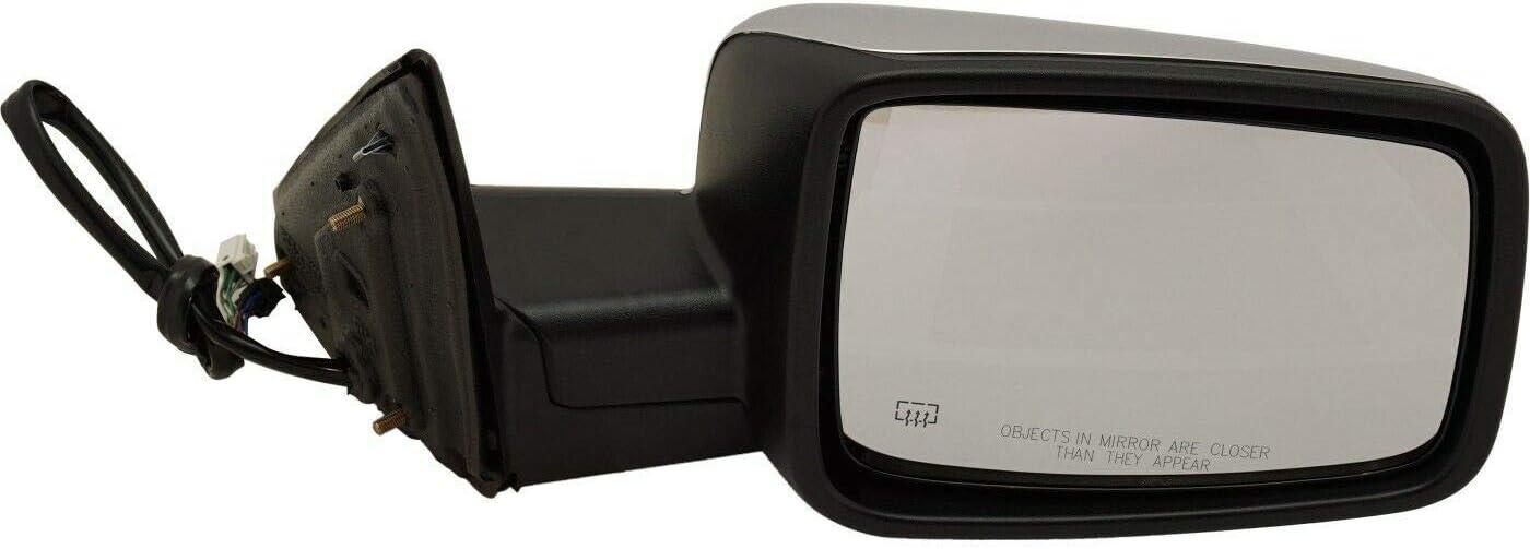 Deebior Power Mirror Compatible with Max 57% OFF Ram 1500 2009-2010 2010 favorite