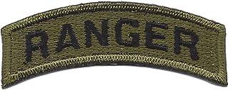 Army Ranger Rocker OD Patch