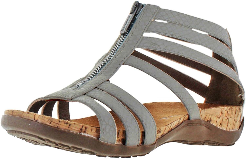 Bearpaw Womens Layla Heeled Sandal