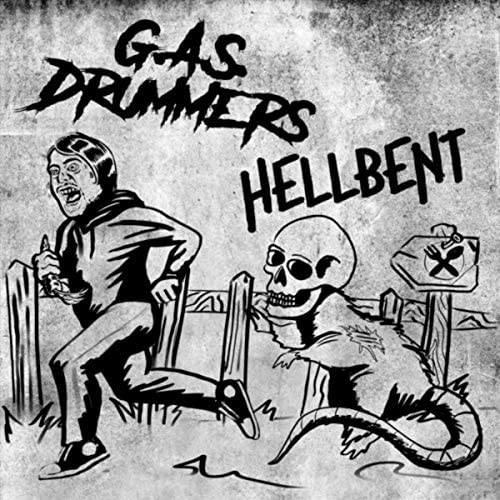 G.A.S. Drummers & Hellbent