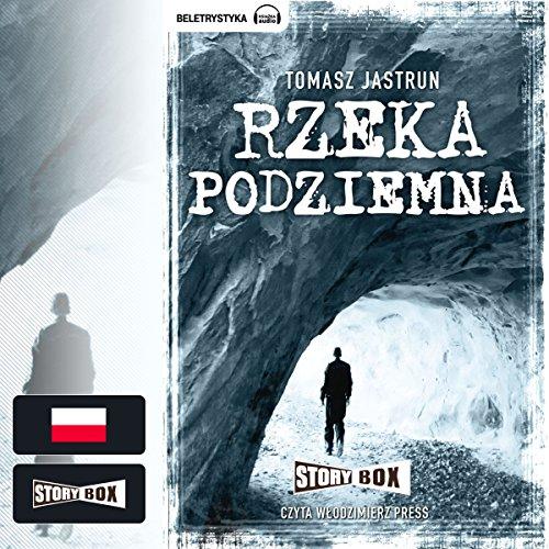 Rzeka podziemna audiobook cover art