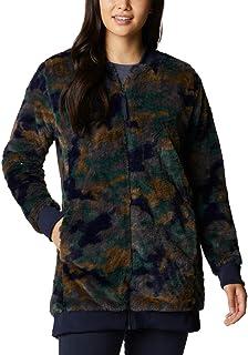 Columbia Womens Bundle Up Printed Fleece