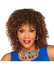 Vivica A. Fox JOZEFINA-V Synthetic Fiber, PS Cap Wig