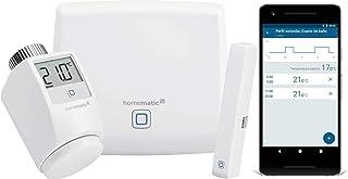 Homematic IP 142546A0 Set de Inicio para Climatización Ambiental, 230 V, estándar
