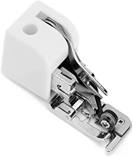 Side Cutter Sewing Machine Presser Foot Feet fit Most Low Shank Singer Janome Brother