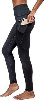 90 Degree By Reflex High Waist Fleece Lined Leggings with Zipper Pockets