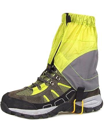 224d6c848fa9a2 Lixada ナイロン材質 登山 ゲイター ショット トレッキング クライミング ハイキング 防水 泥除け レッグカバー 雨具 悪天候に