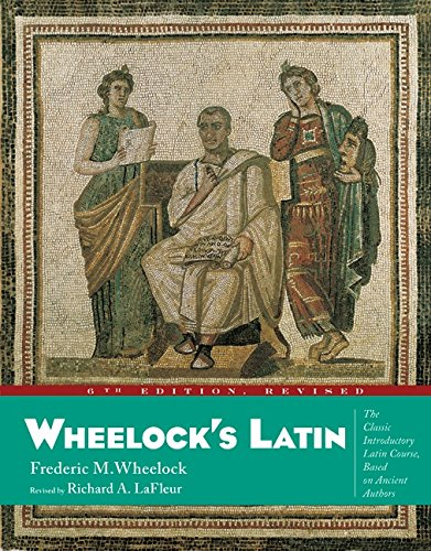 Wheelock's Latin, 6th Revised Edition