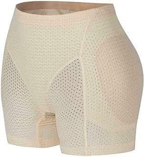 Rajendram Pants,Bodysuit,Underwear,Women's Boyshorts Panties with Butt Pads Hip Enhancer Body Sculpting Underwear