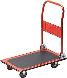 comprar comparacion Meister 8985400 Plataforma de Carga, Rojo