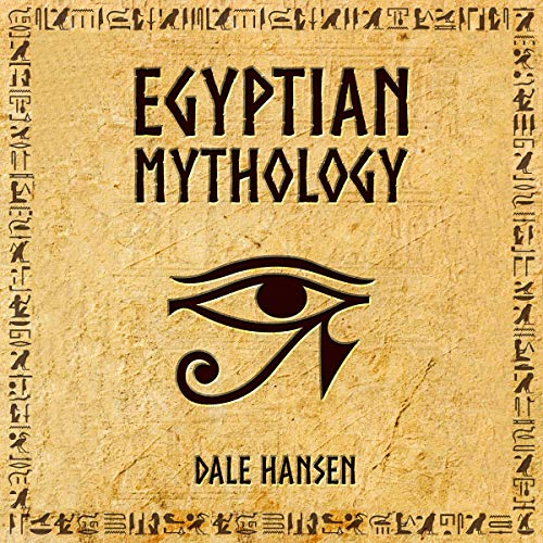 Egyptian Mythology audiobook cover art