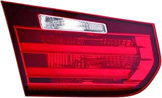 Fits BMW 3 Series Sedan F30 2012-14/ActiveHybrid F30H Series 2013-15/Wagon F31 2014-2015 Inner Tail Light Assembly Unit Inner Driver Side (DOT Certified) BM2802115N