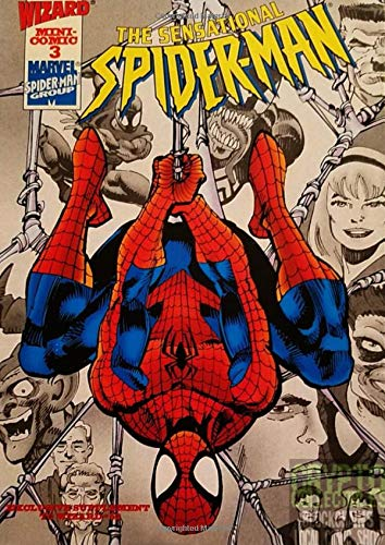 Spiderman: Comics, Superhero, Journal, Diary (130 Pages, 8.27' x 11.69', in lines), Composition Notebook, Cute Cornell, Cover Soft