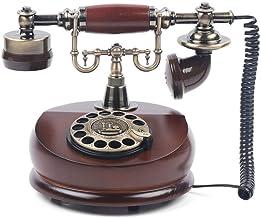 $84 » Sponsored Ad - Retro Design Desk Phone Vintage Decorative Telephone Vintage Antique Corded Landline Phone Home Office Tele...