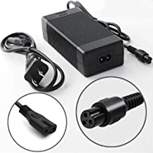CAVALRY CAPITAL UL100-240V 50/60Hz Battery Charger Lithium Battery Charger Power Supply for Electric Scooter 8mm Plug 42V 2A