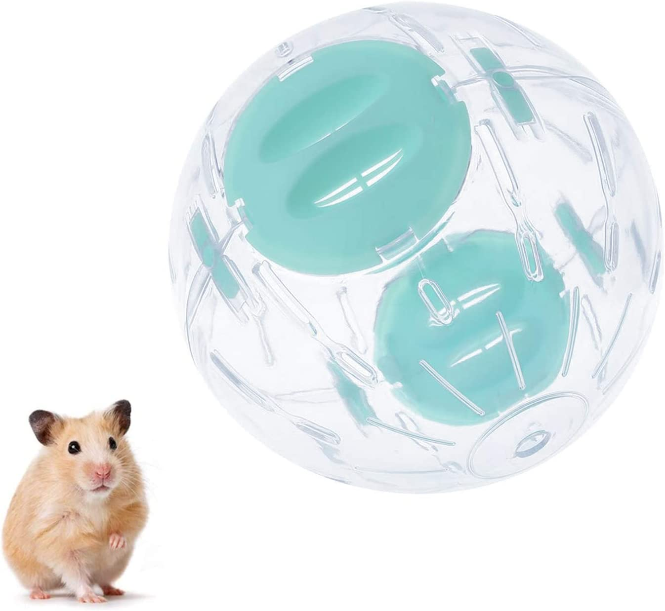 WishLotus Hamster Exercise Ball B Transparent 5.51 67% Ranking TOP15 OFF of fixed price Inch