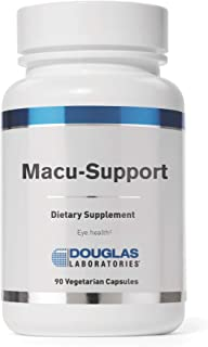 Douglas Laboratories - Macu-Support -Antioxidants to Support Normal Eye Function - 90 Capsules