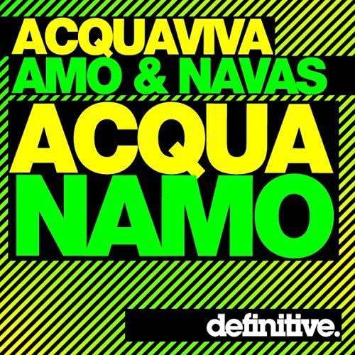 John Acquaviva, David Amo & Julio Navas