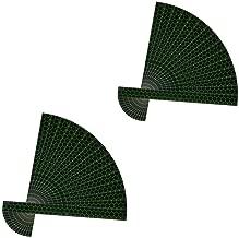 CUTICATE 24pcs Archery Arrow Shaft Wraps Sticker Adhesive Bow Target Hunting