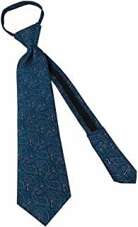 Angel Moroni Boys Zipper Tie for children ages 4-9 years old