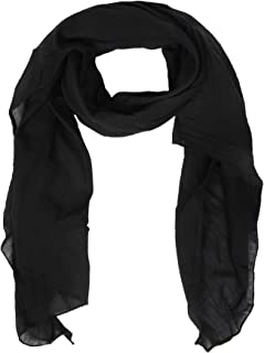 – Pañuelo de seda para mujer niña Uni elegante accesorio/algodón/seda/pañuelo para el cuello/pañuelo para el hombro o pañuelo para el cuello.