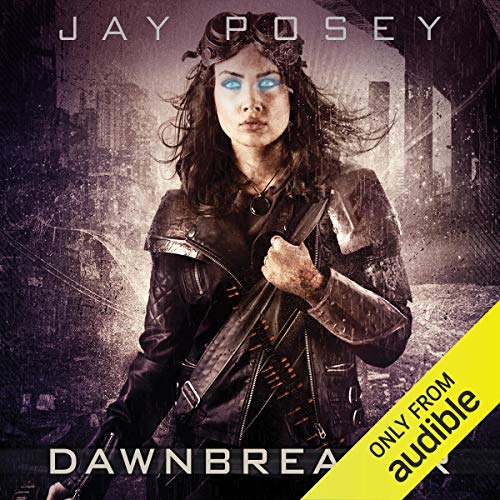 Dawnbreaker cover art
