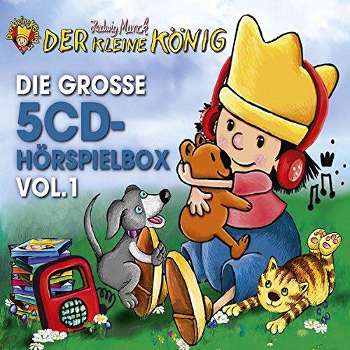 Die große 5CD-Hörspielbox Vol.1