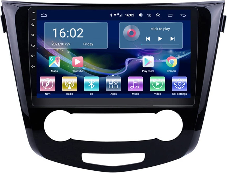 Car Stereo Houston Mall Max 67% OFF for Qashqai 2013-2016 Radio Player Android Navigation