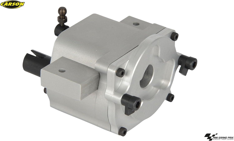 CARSON 500907265 - 1 14 Alu 2-Gang-Schaltgetriebe Compact, RC-Truck, Ersatzteile, Tuningteile, Zubehr, Modellbau, Mastab 1 14