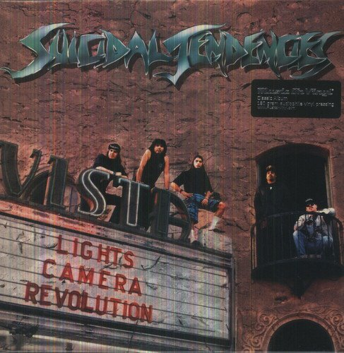 Lights Camera Revolution [Vinyl] [Vinilo]