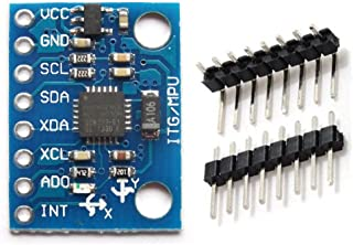 Best arduino 3 axis accelerometer Reviews